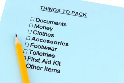 Auftakt zur Serie: Reisevorbereitung unter Sicherheitsaspekten